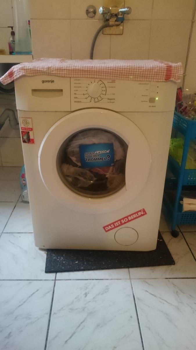 Waschmaschine zu verschenken in Berlin | Free Your Stuff