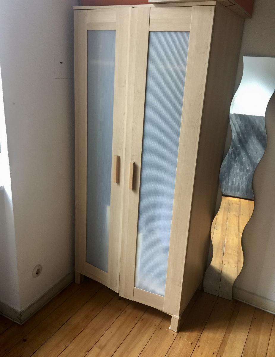 kleiderschrank zu verschenken in heidelberg free your stuff. Black Bedroom Furniture Sets. Home Design Ideas