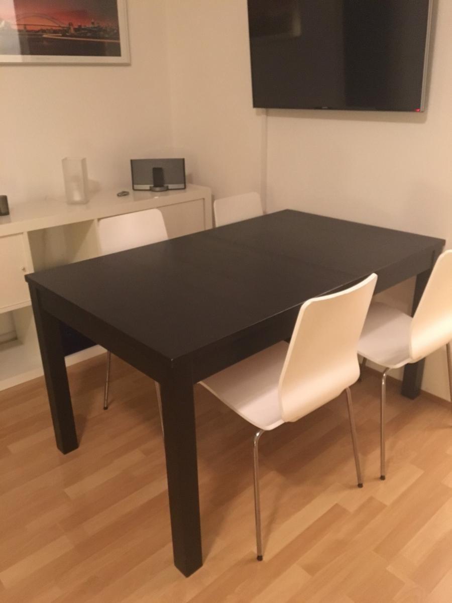 vier wei e st hle gilbert von ikea abzugeben zu. Black Bedroom Furniture Sets. Home Design Ideas
