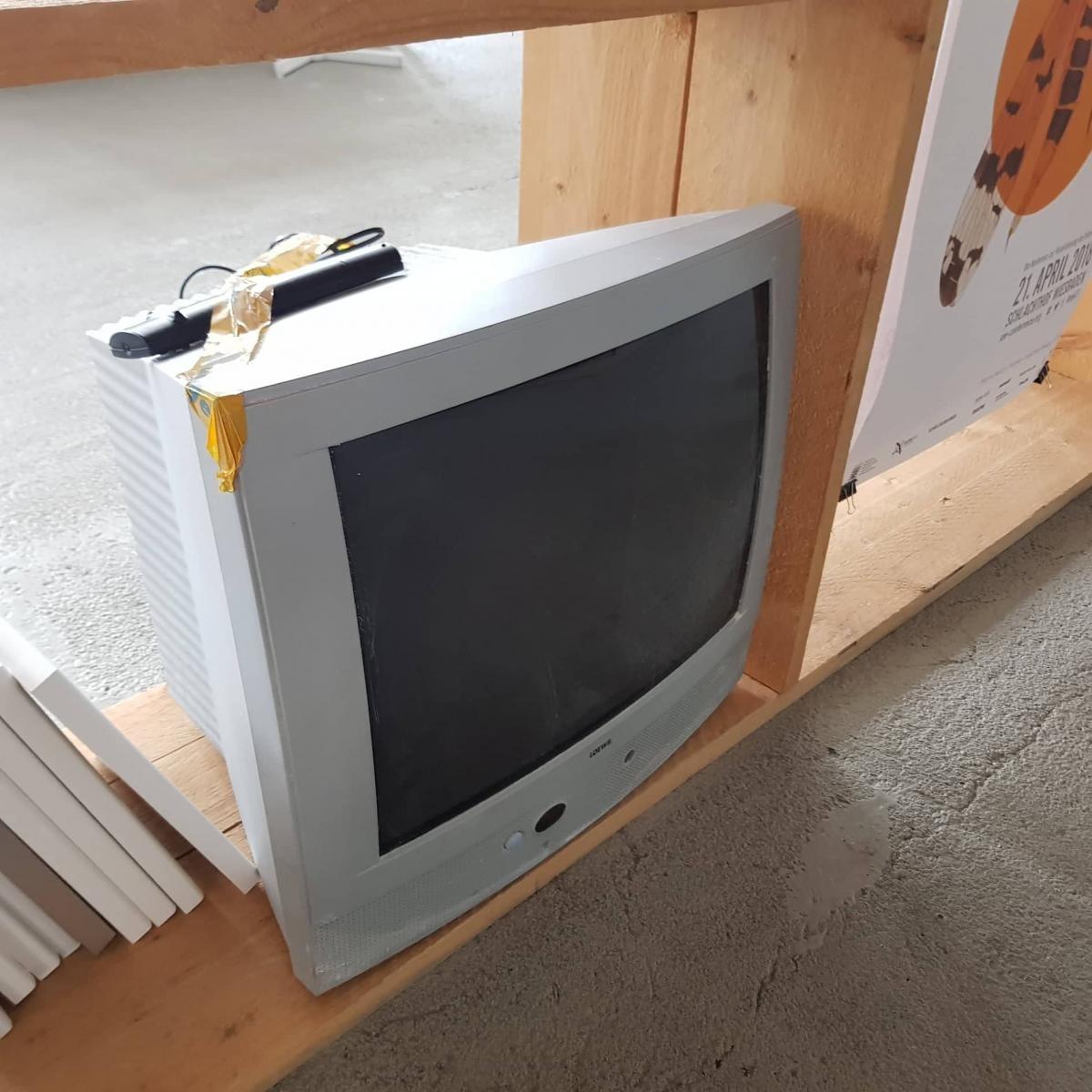 Fernseher Verschenken