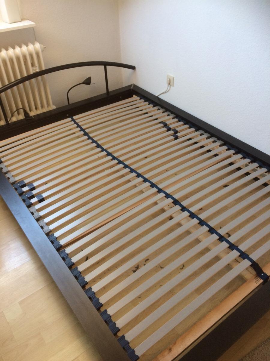 bett ohne matratze 140x200, bett im futon-stil (140 x 200 cm), rollrost, mit oder ohne matratze, Design ideen