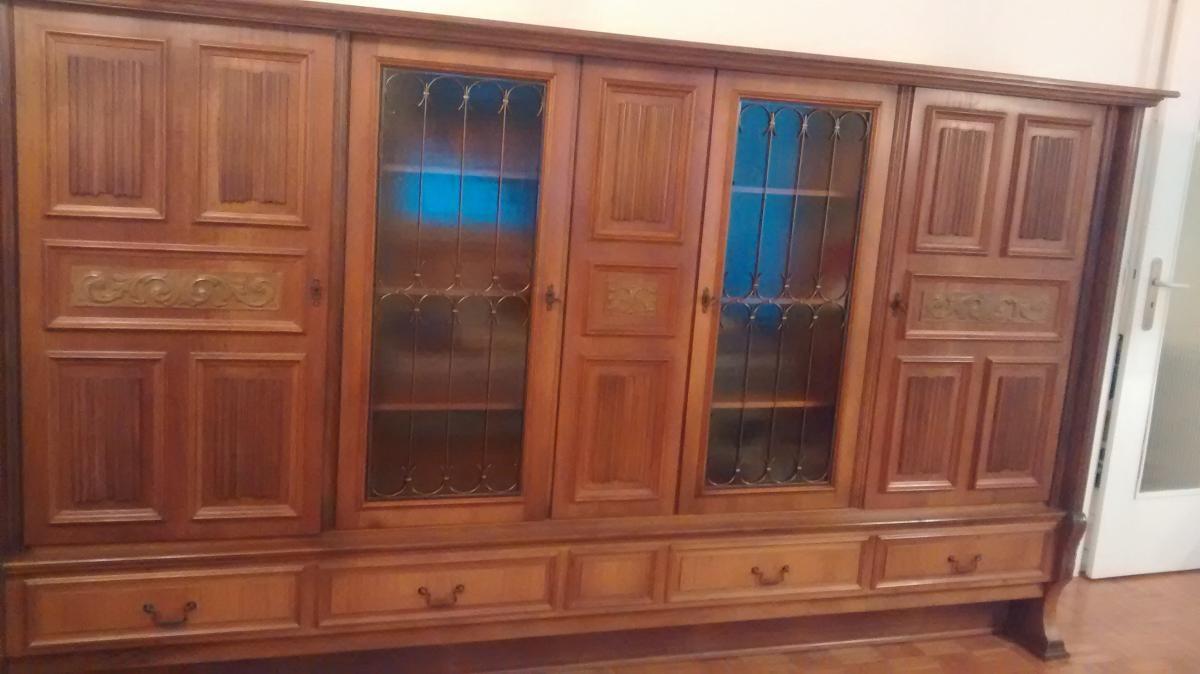 schrankwand zu verschenken in regensburg free your stuff. Black Bedroom Furniture Sets. Home Design Ideas