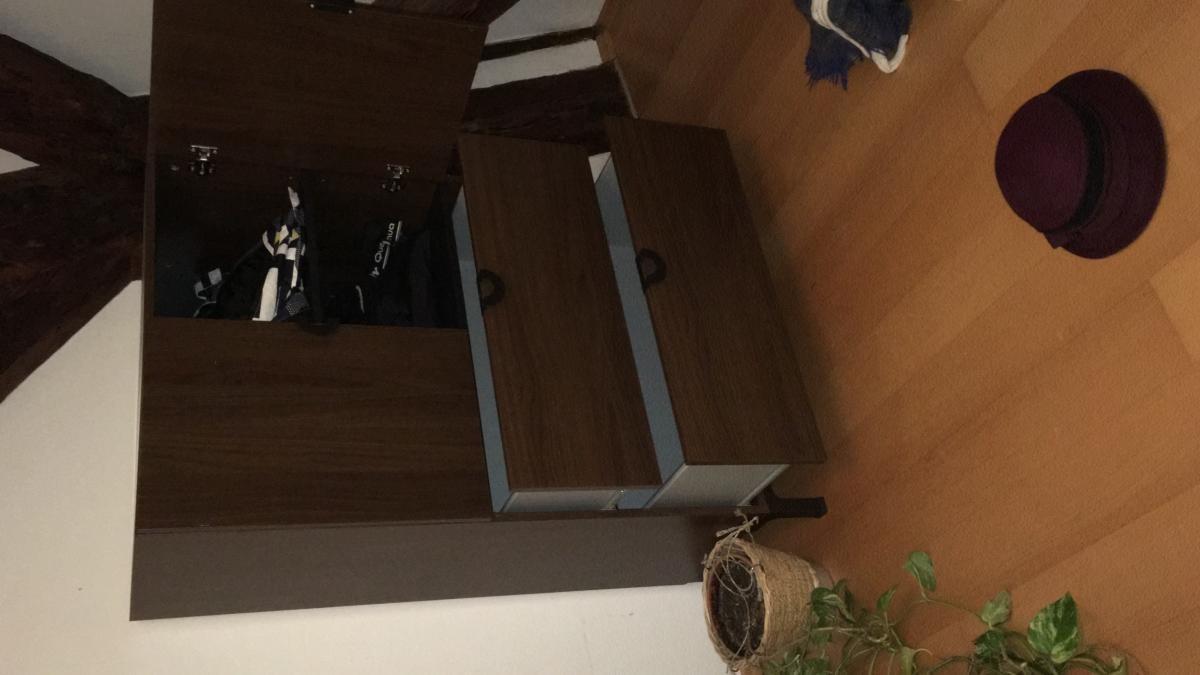 schrank zu verschenken in ulm free your stuff. Black Bedroom Furniture Sets. Home Design Ideas
