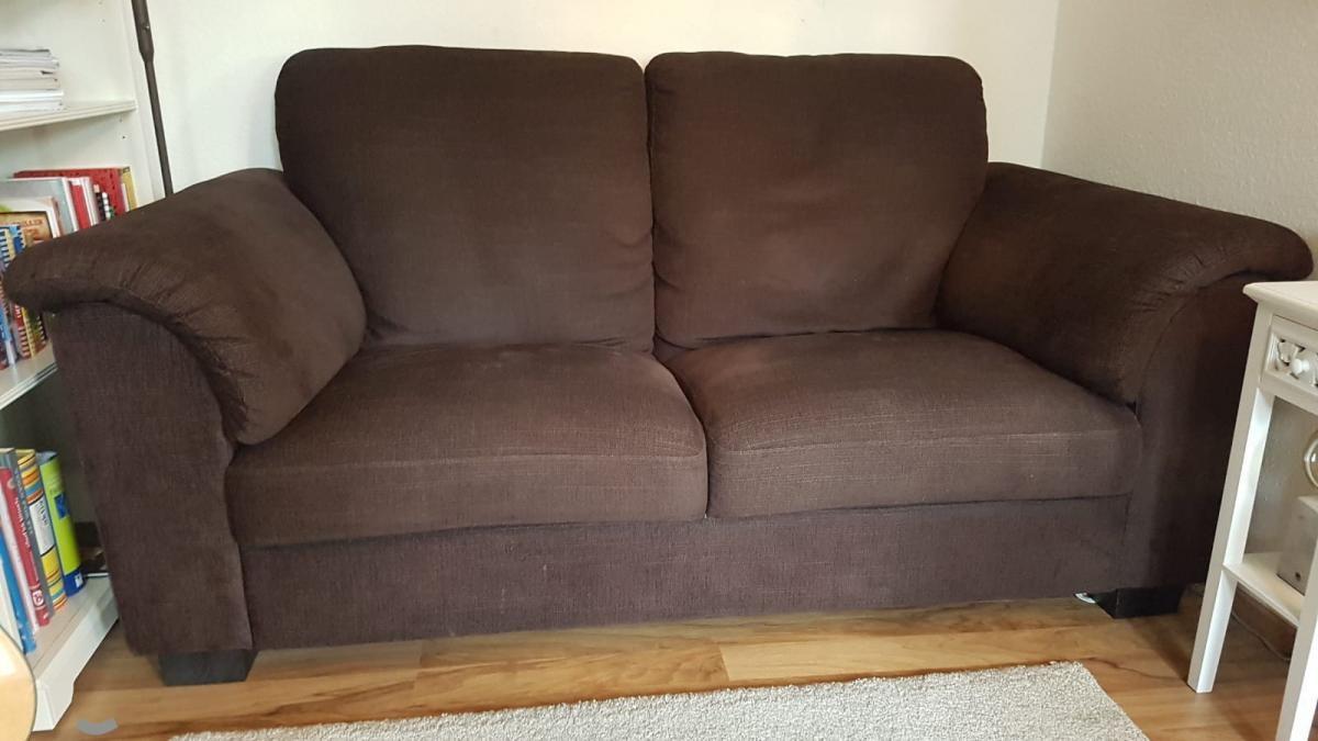 Braunes 2 Sitzer Ikea Sofa Zu Verschenken In Bonn Free Your Stuff