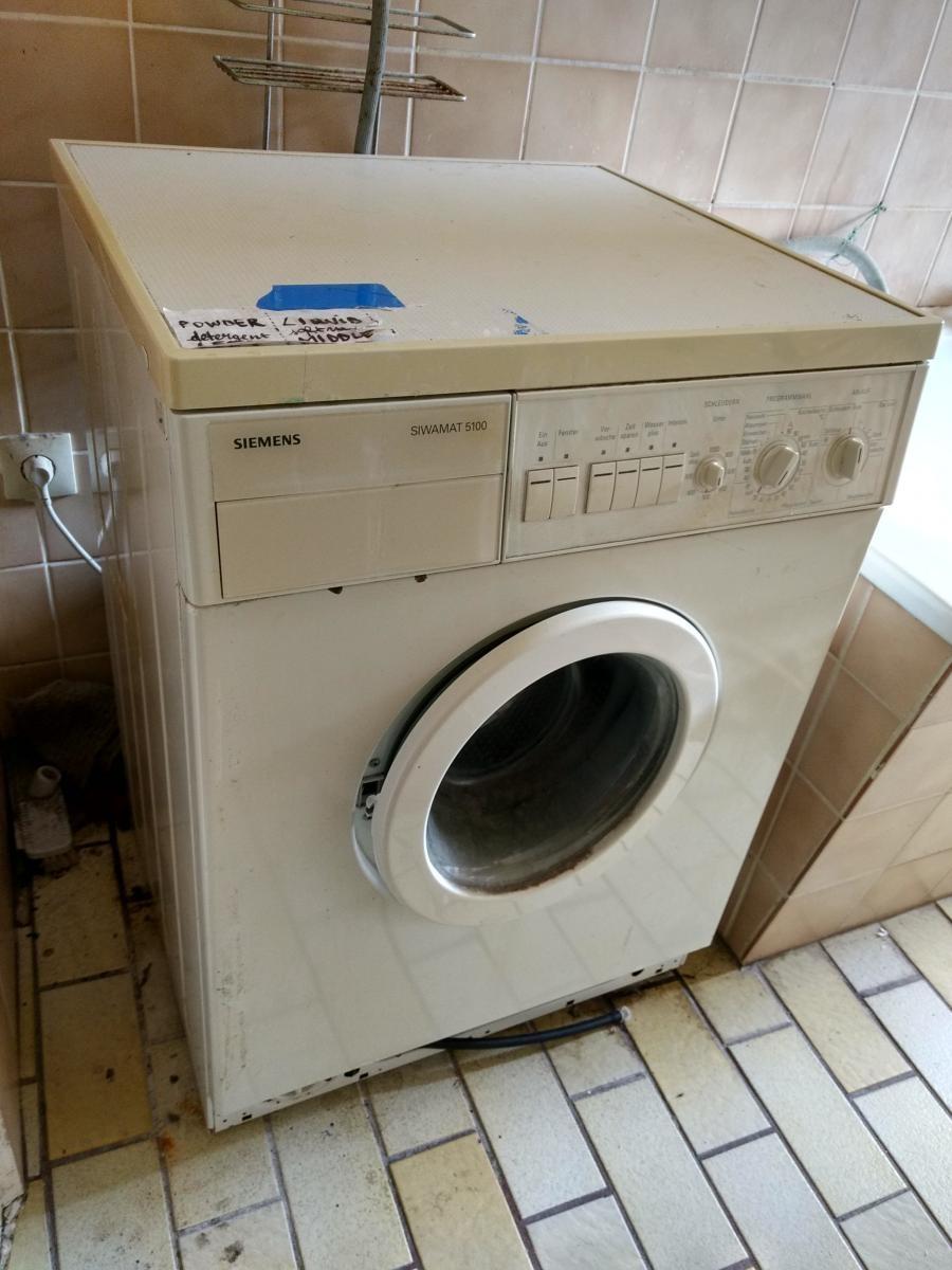 Waschmaschine siwamat 5100 zu verschenken in Berlin | Free Your Stuff