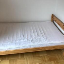 Kurzes Kinderbett zu verschenken