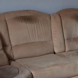 Couchgruppe L-Form mit 5 Elementen