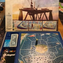 Spielzeug Brettspiel Öl-Magnat