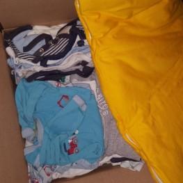 Säuglingskleidung