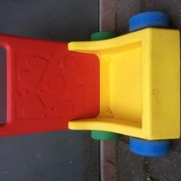 Lauflernwagen von Lego primo 1