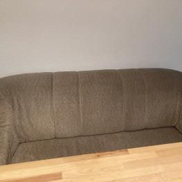 Gemütliches Sofa zu VERSCHENKEN  1
