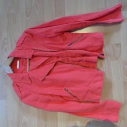 dünne rote Jacke, Gr. S