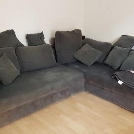 Gebrauchtes Sofa L Form