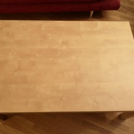 Ikea Lack Tisch Wohnzimmertisch Birke 1