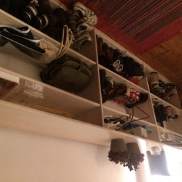 Langes Regal / Sideboard