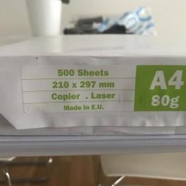 Free Print White Paper