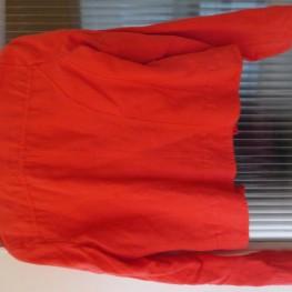 dünne rote Jacke, Gr. S 2