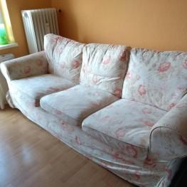 Verschenke IKEA EKTORP 3-Sitz Sofa