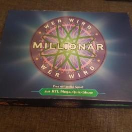 Wer wird Millionär Brettspiel (Jahr 2000)