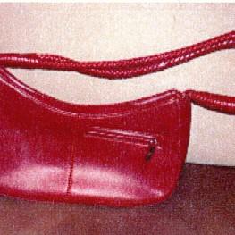 3 Handtaschen aus Italien