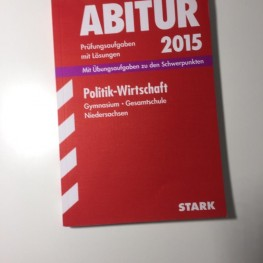 Abitur Politik-Wirtschaft 2015