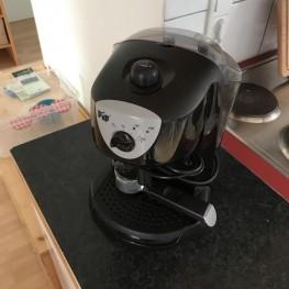 Siebträger Espresso Maschine zu verschenken