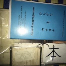 Japanisch - Lernunterlagen