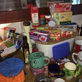 GIVE ... Küchenutensilien  1