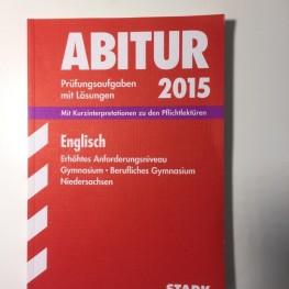Abitur Englisch Buch