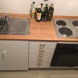 Einbauküche zu verschenken 1
