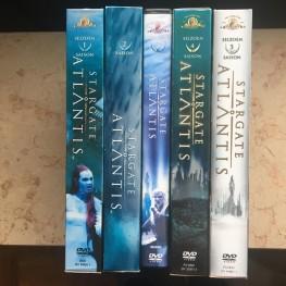 DVD Komplette Serie- Stargate Atlantis