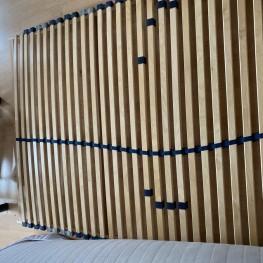 Lattenrost und Matratze