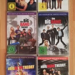 DVD Staffeln