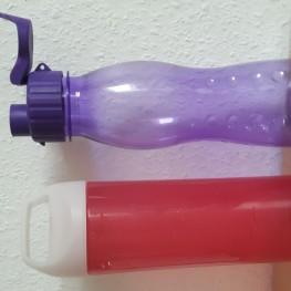 2 Trinkflaschen (Quechua u.a.) 1