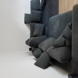 Gebrauchtes Sofa L Form 1