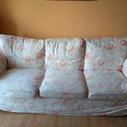 Verschenke IKEA EKTORP 3-Sitz Sofa 1