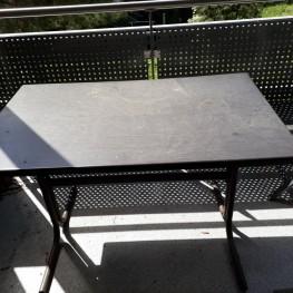 Gartentisch/Balkontisch 1