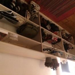Langes Regal / Sideboard 1