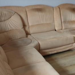 Couchgruppe L-Form mit 5 Elementen 1