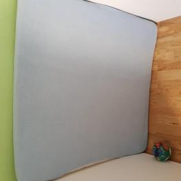Matratze 1m x 1m für Laufstall