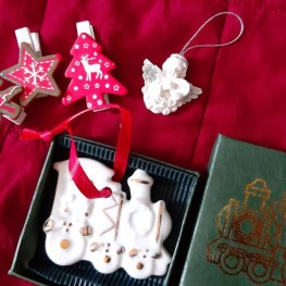 Weihnachtsdeko Kleinteile
