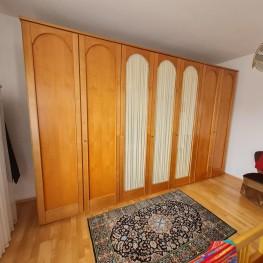 Schlafzimmerschrank 3,50 m breit