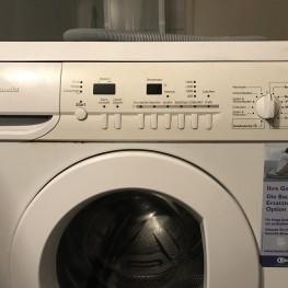 Waschmaschine zu verschenken 1