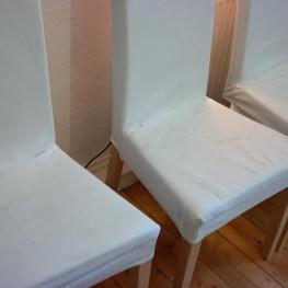 3 Esstisch-Stühle 2