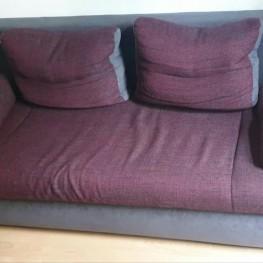 Schönes Sofa mit Schlaffunktion zu verschenken 1