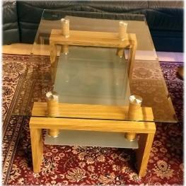 Wohnzimmer Glastisch, Couchtisch