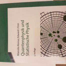 """Fachbuch Physik """"Quantenphysik und stat. Physik"""""""