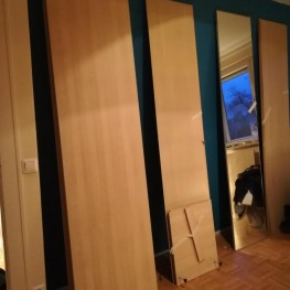3 IKEA Closets for free  - Immediate pick up 2