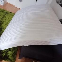 Schlafmatratze 140x200 abzugeben 1