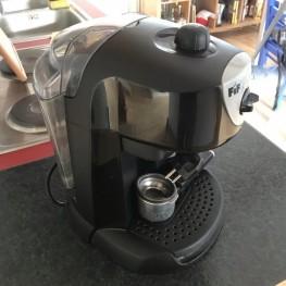 Siebträger Espresso Maschine zu verschenken 1